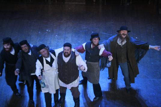 Marc Angers, Marco Ramirez, Yvan Benoît, Martin Larcoque, Serge Groulx, Jean-François Blanchard © Michel Olivier Girard