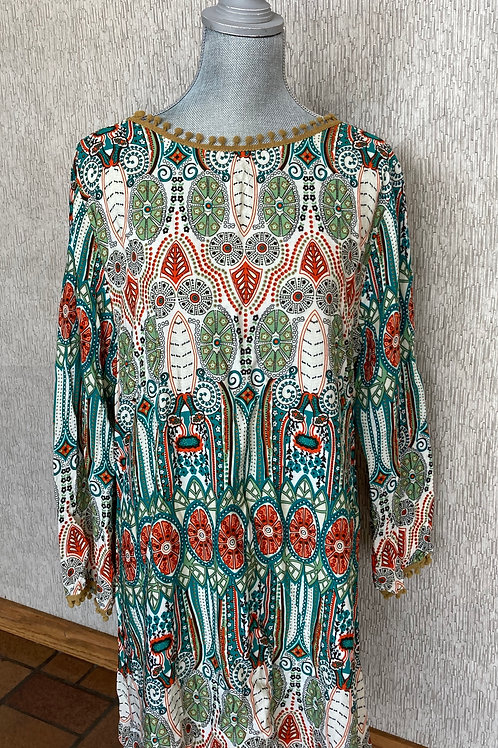 Printed Tunic/Dress