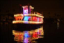 boat light cruise