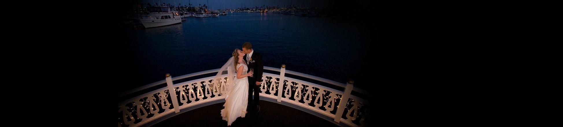 boat wedding cruise