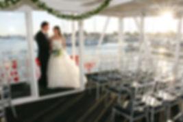 wedding onboard cruise