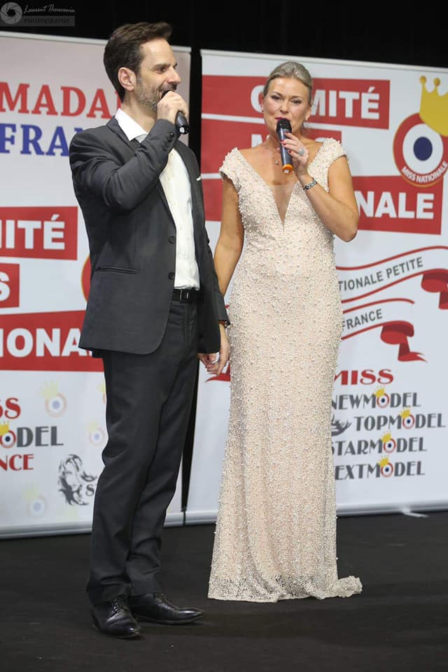 Giorgio pour Miss Nationale