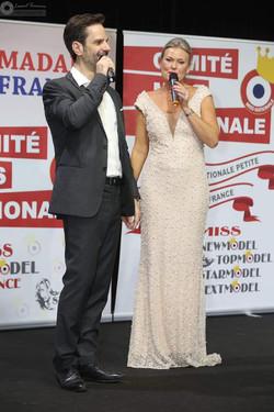 Giorgio pour Miss Nationale