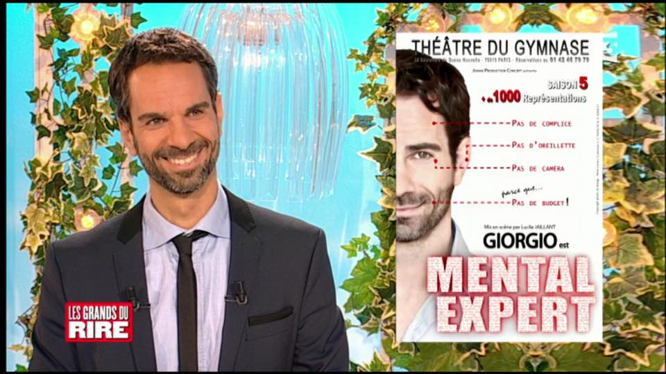 Giorgio Les Grands Du Rire