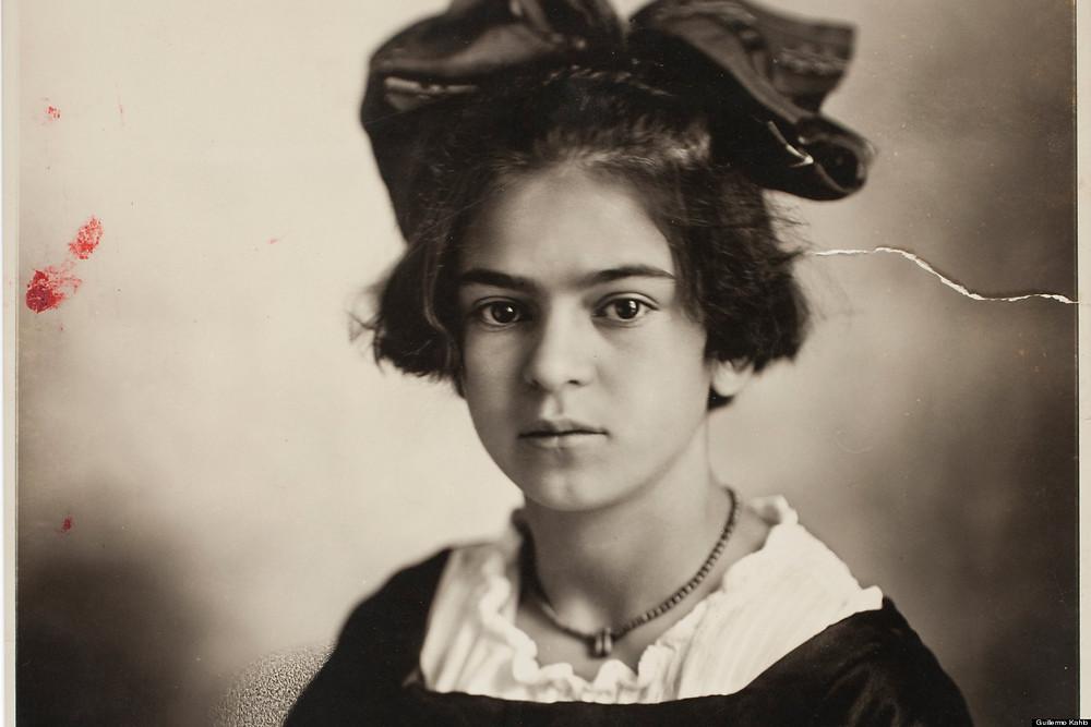 Frida niña