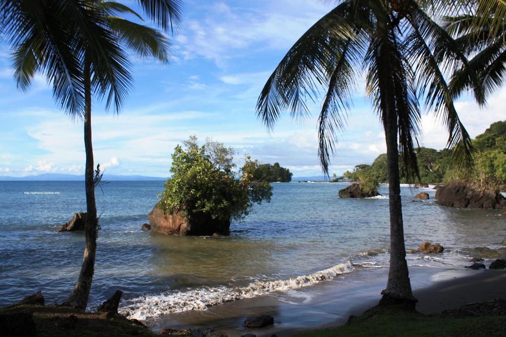 Playa Nuqui Chocó