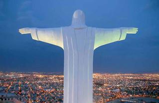 Cristo de las Noas de Coahuila