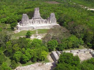 Xpuhil en Campeche