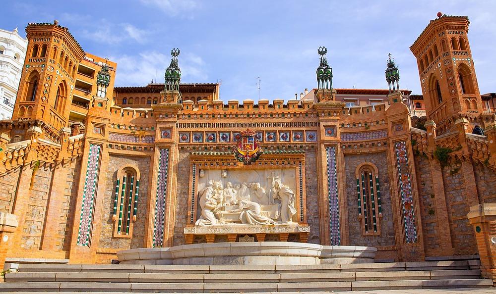 Fuente de los amantes de Teruel