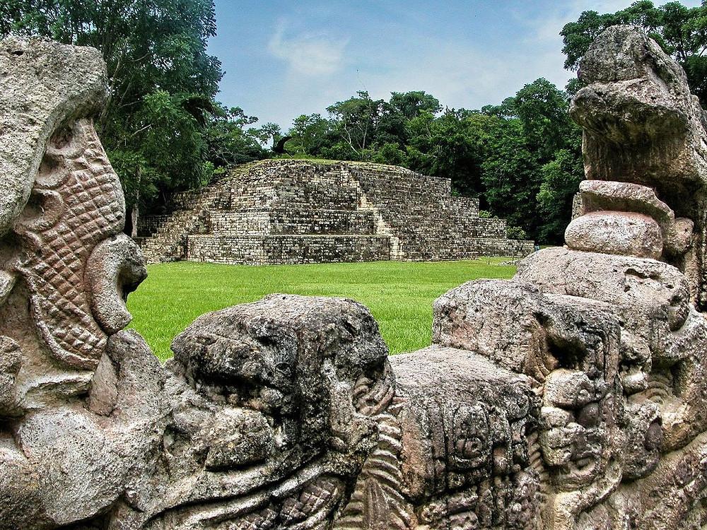 Ruinas de Copán
