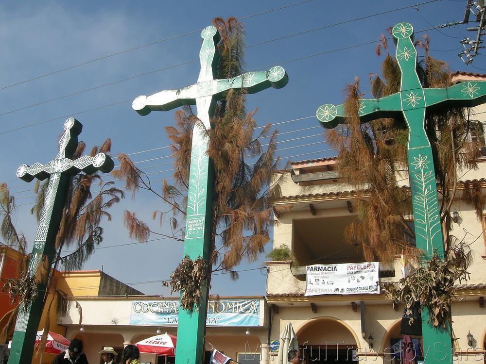 San Juan Chamula - Cementerio