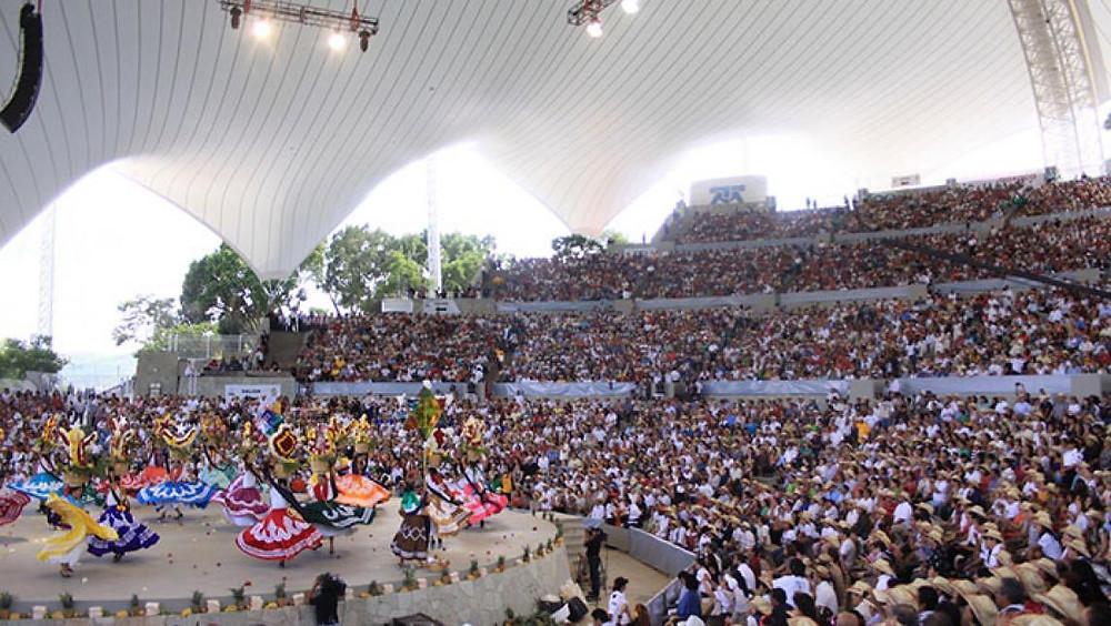 Auditorio de la Guelaguetza
