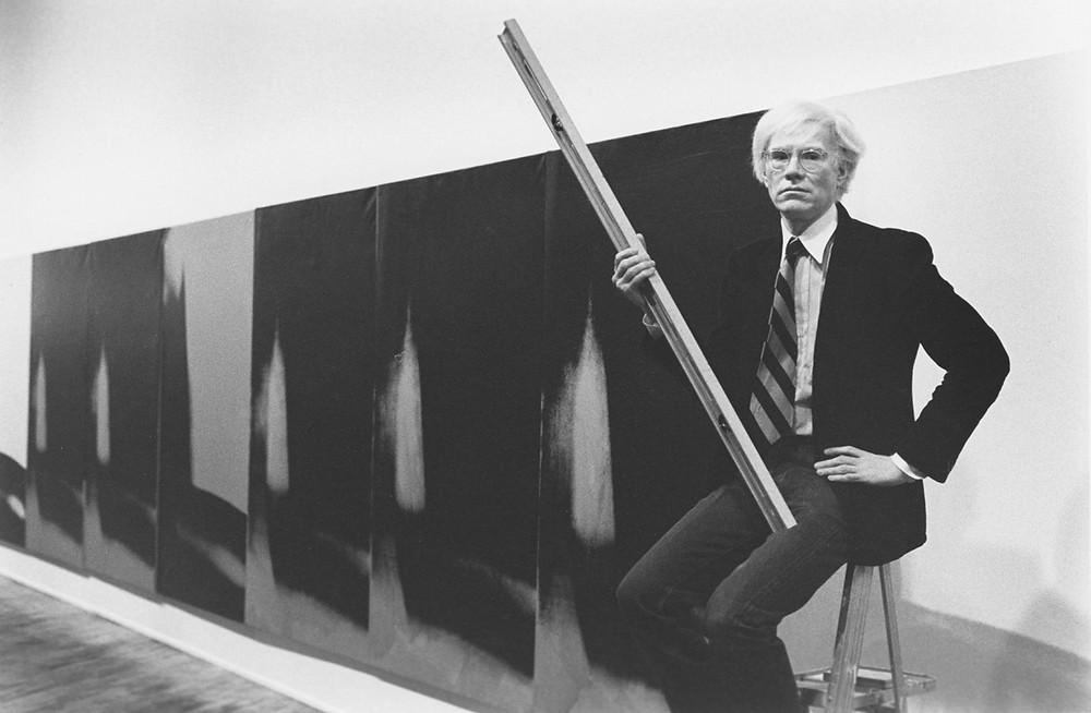 Andy en el Guggenheim