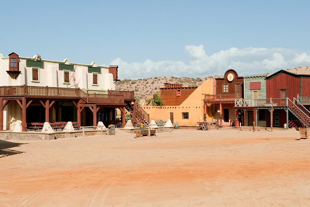 Estudios de filmación, Durango