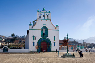 La iglesia de San Juan Chamula