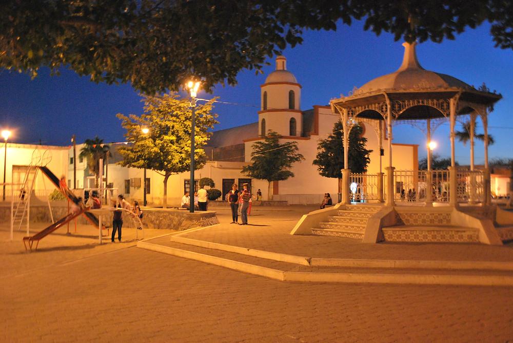 Vista de Sonora