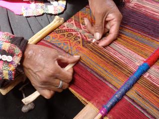 Los textiles de Bolivia