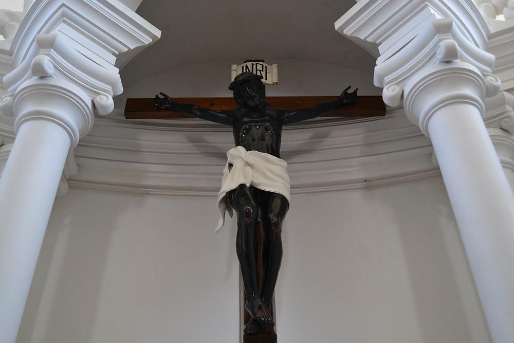 Cristo Negro, Sonora