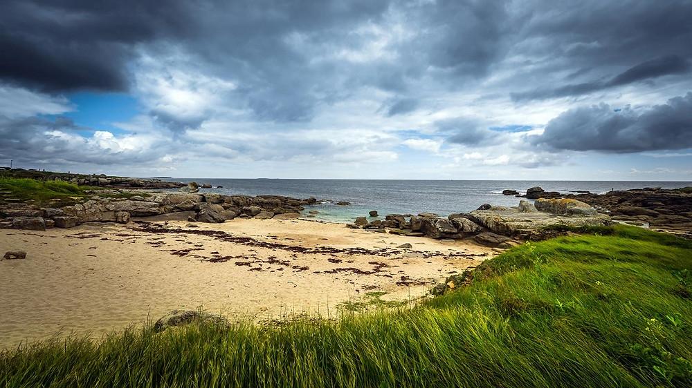 Playa, Parque Nacional Galicia