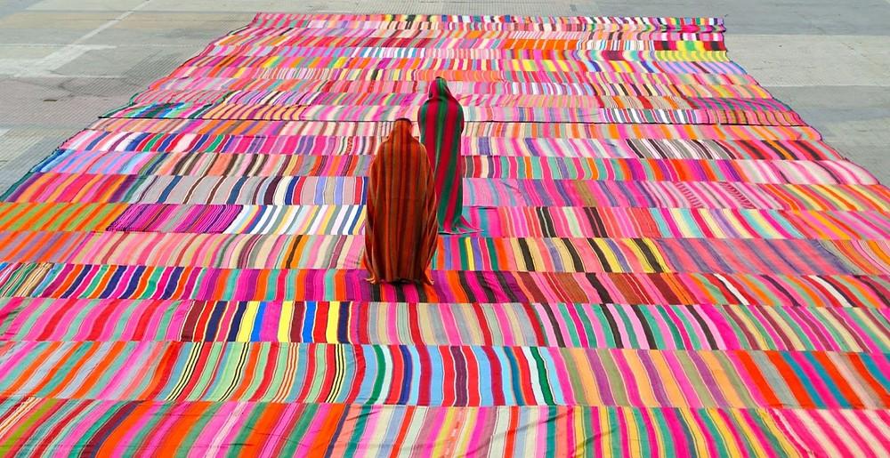 Textil Bolivia 1
