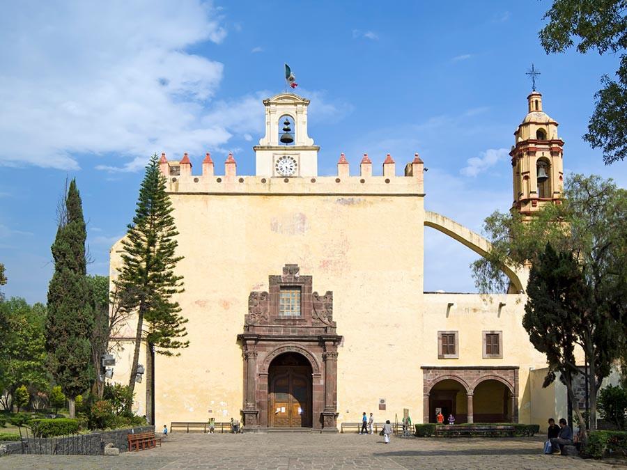 Iglesia de Xochimilco