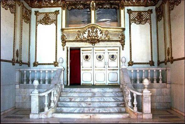 Recinto del Teatro Macedonio