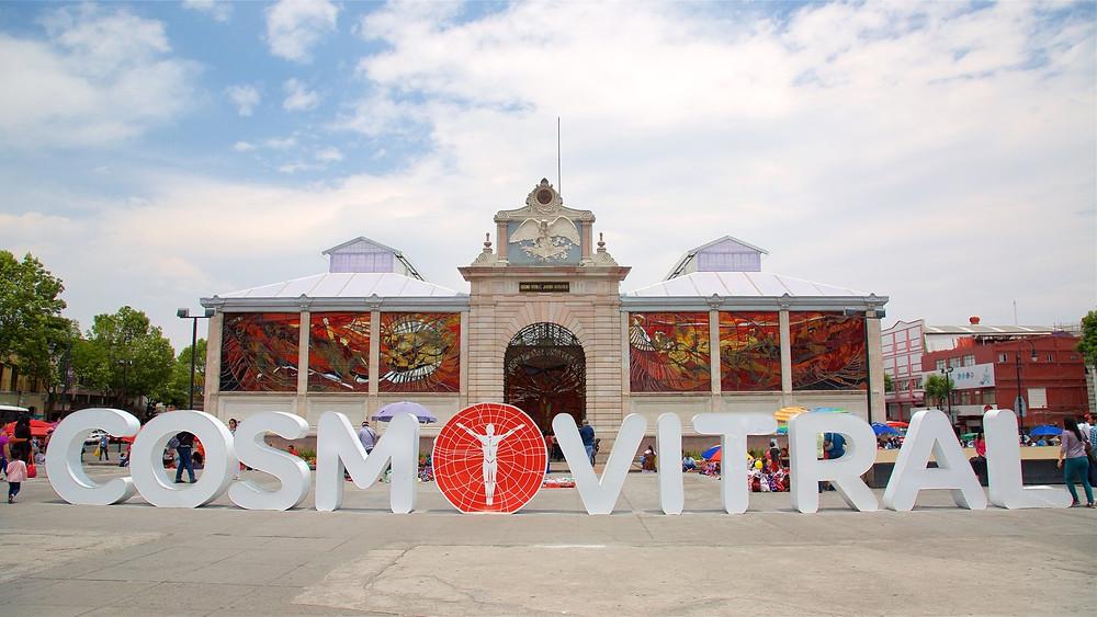 Cosmovitral, Toluca, Estado de México