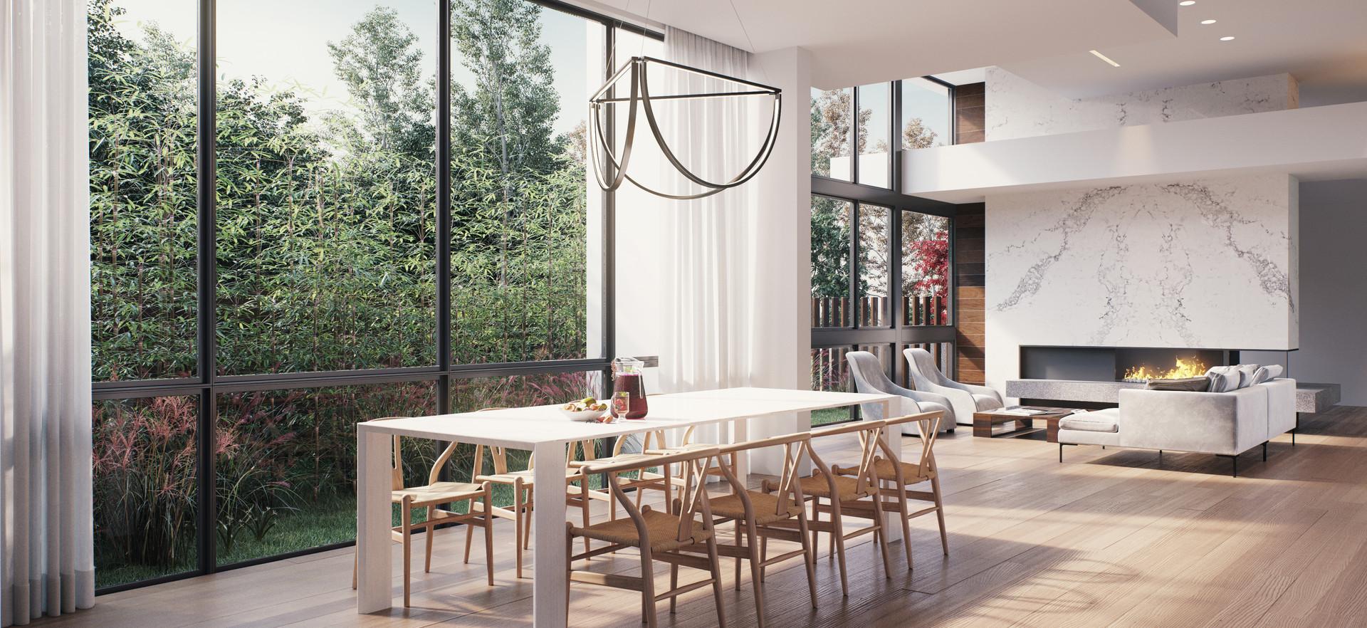Formal Dining | Living Room
