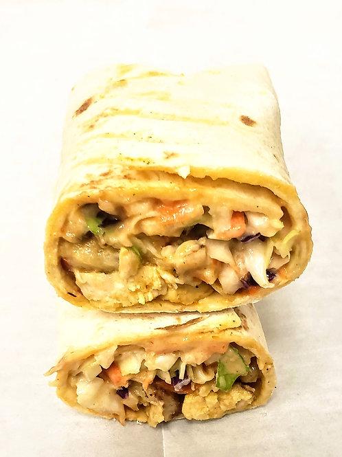 (F) Chicken Shawarma