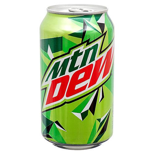12 oz Mountain Dew Soda