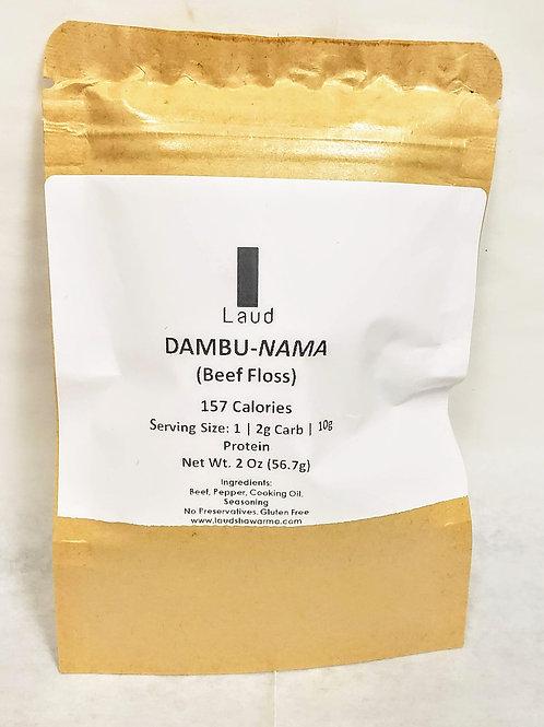 Laud Dambu-Nama (Beef Floss)