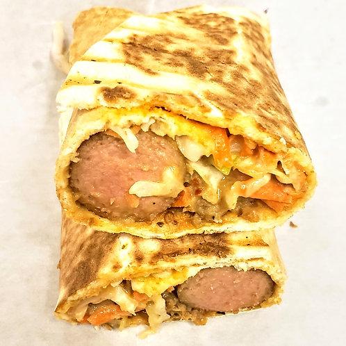 Mini - Beef & Sausage Shawarma