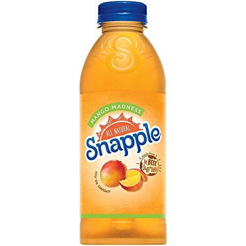 20 oz Snapple Mango Madness