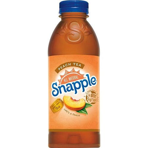 20 oz Snapple Peach Tea Juice