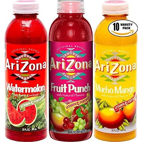 20 oz Arizona Mucho Mango Juice