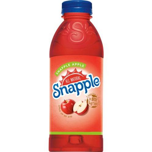 20 oz Snapple Apple Juice