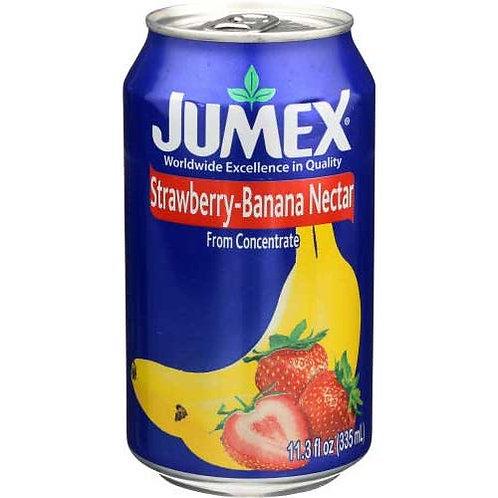 12 oz Jumex Strawberry-Banana Nectar Drink