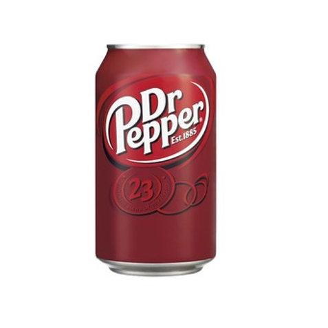 12 oz Dr Pepper Soda