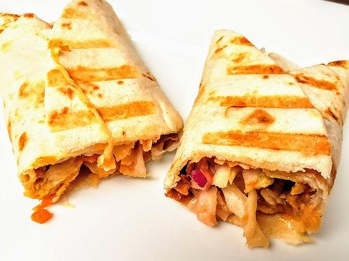 Plain Veggie Shawarma