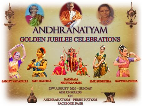 Andhranatyam - Golden Jubilee Celebrations