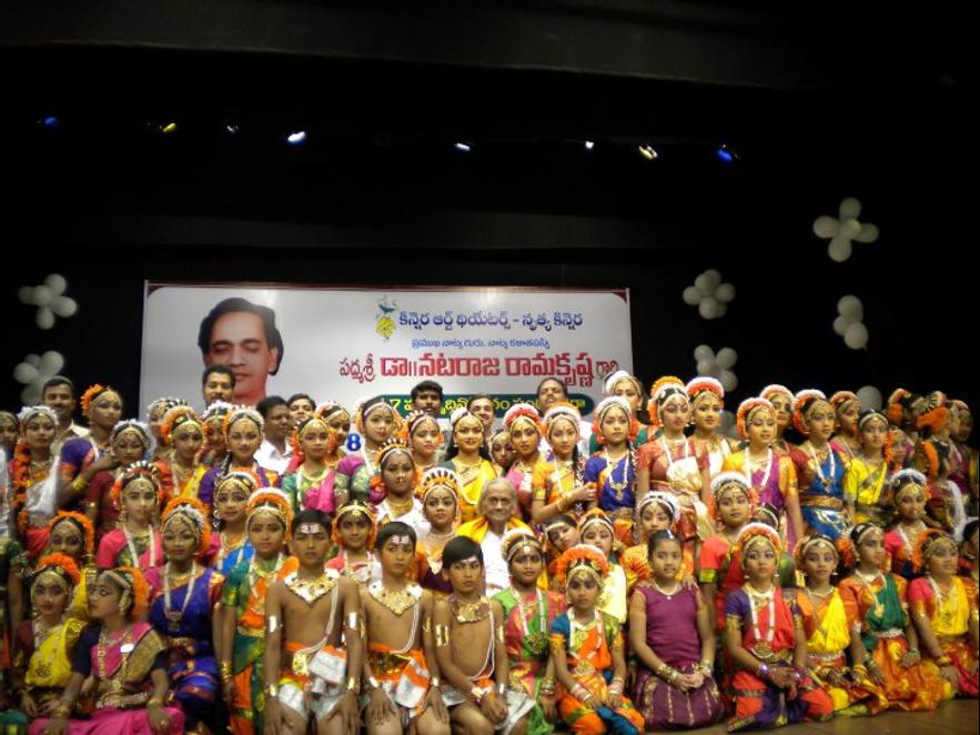 Andhranatyam Family