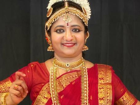 A divine dance journey