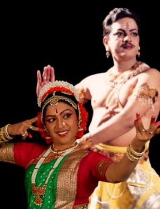 Perini Prakash & Suneela Prakash