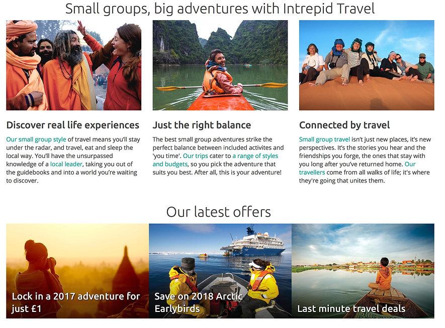 Traveloptions4u's partners