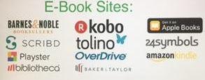 Online e-Book Sales