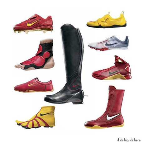 Olympic Footwear 2008