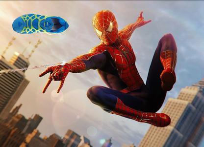 Costume Design for Spiderman