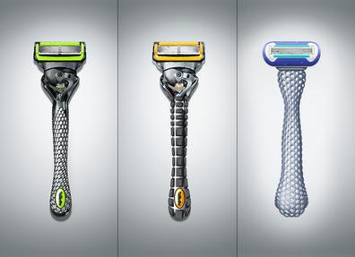 Gillette Razor Concepts