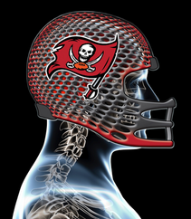 Lightweight NFL Helmet