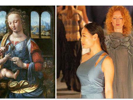 Od Leonarda k Barboře Fialové a světovým značkám